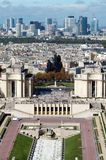 Paris La Defense royalty free stock photo