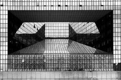 PARIS, LA DEFENSE-FRANCE, 2006 - Modern architecture Stock Images