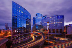 Paris - La Defense Stock Image