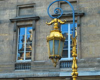 Paris lamp Stock Photography