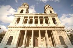 Paris landmark Royalty Free Stock Image