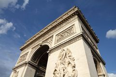 Paris landmark Royalty Free Stock Photography