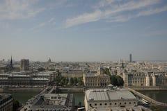 Paris Landmarks Stock Photo
