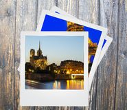 Paris landmarks Royalty Free Stock Photo