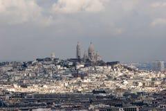Paris landscacpe Royalty Free Stock Images