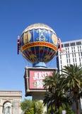 Paris Las Vegas royaltyfria bilder