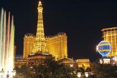 Paris Las Vegas hotel and Casino Royalty Free Stock Photo