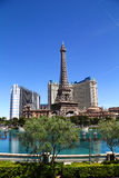 Paris Las Vegas hotel and Casino Royalty Free Stock Images
