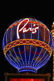 Paris Las Vegas hotel and casino Stock Photo