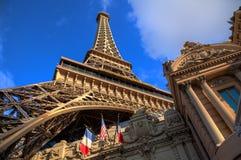 Paris Las Vegas hotel and Casino Royalty Free Stock Images