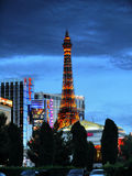 Paris Las Vegas Hotel Stock Photos