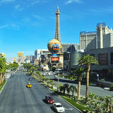 Paris Las Vegas Hotel in Las Vegas, United States Royalty Free Stock Photography