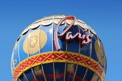 Paris Las Vegas Stock Image