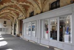 Paris, le 19 juillet : Passage de Vendome de Paris dans les Frances Photographie stock