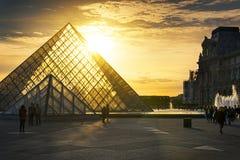 Paris le luftventil, Frankrike Royaltyfri Bild