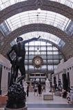 Paris le musée d'Orsay photos stock