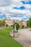 Paris, le Senat photo stock