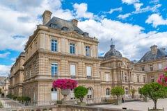 Paris, le Senat photo libre de droits