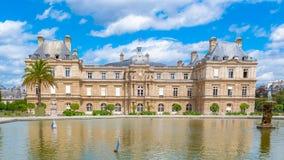 Paris, le Senat photographie stock libre de droits
