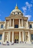 Paris Les Invalides. Stock Images