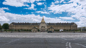 Paris - Les Invalides stock photos