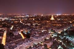 Paris-Leuchten Stockbilder