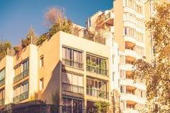 Paris living apartments Stock Photo