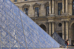 Paris - Louvre Stock Photography