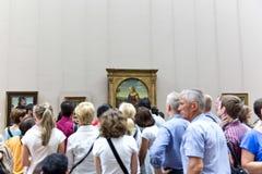 Paris, Louvre Stock Image