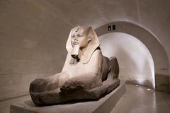 Paris, Louvre Royalty Free Stock Images