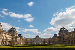 Paris, Louvre. Stock Photo