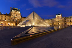 Paris, Louvre Stock Photos