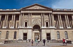 Paris - Louvre-Museum Stockfoto