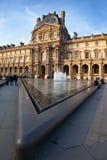 Paris.  Louvre Stock Photos