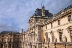Paris - Luftschlitz stockbild