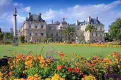 Paris - Luxembourg Stock Image