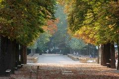Paris - Luxembourg Gardens. Stock Image