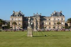 Paris - Luxembourg Gardens Stock Image