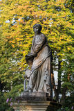 Paris - Luxembourg Gardens Stock Photography