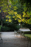 Paris - Luxembourg Gardens. Royalty Free Stock Photography