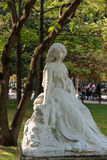 Paris - Luxembourg Gardens. Stock Images