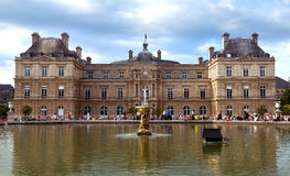 Paris - Luxembourg Palace Stock Photography