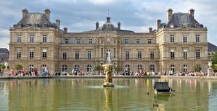 Paris - Luxembourg Palace Stock Photo