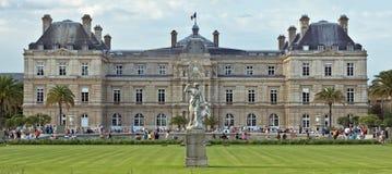 Paris - Luxembourg Palace Stock Photos
