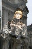 Paris-Mannequin Stockfotografie