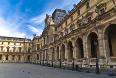 PARIS - March 20. Tourists enjoy at the Louvre Stock Photography