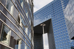 Paris - modern architecture Royalty Free Stock Images