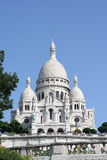 Paris-Montmartre Stock Photography