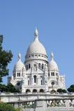 Paris-Montmartre. The church of the Sacre Coeur in Paris Stock Photography