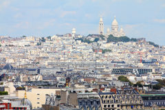Paris - Montmartre Stock Image